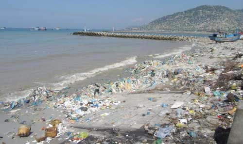 Norwegian project to reduce ocean plastic waste launched