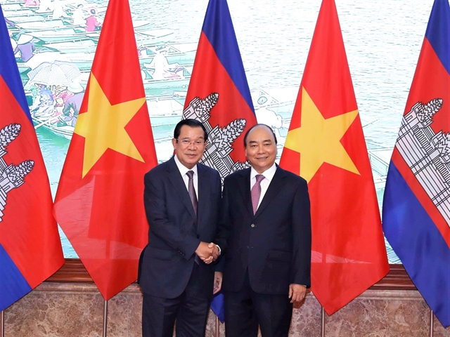 Việt Nam Cambodia issue joint statement