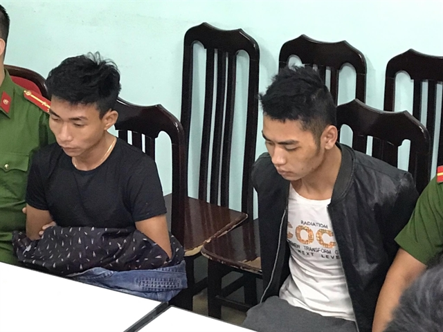 Police detain murder suspects of Grab driver in Hà Nội