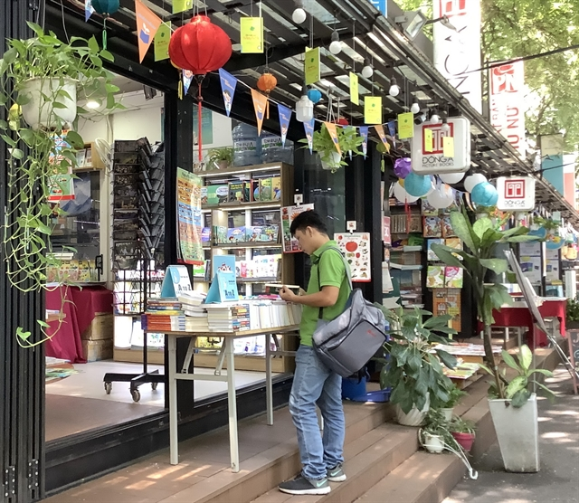 Vietnamese publishers honoured at Book Street