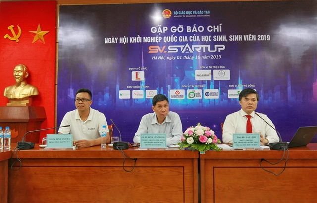 National start-up festival for students held in Hà Nội