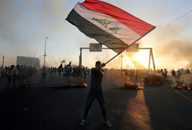 New clashes in Iraqi capital eight killed despite pledged reforms
