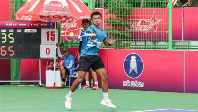 Nam finishes comes close at Hải Đăng Cup