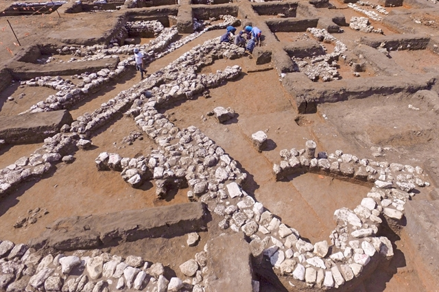 Israel unveils remains of 5000-year-old city