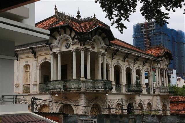 City to preserve 16 old villas as part of preservation scheme