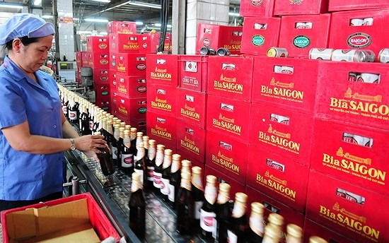 Beer makers enjoy higher consumption