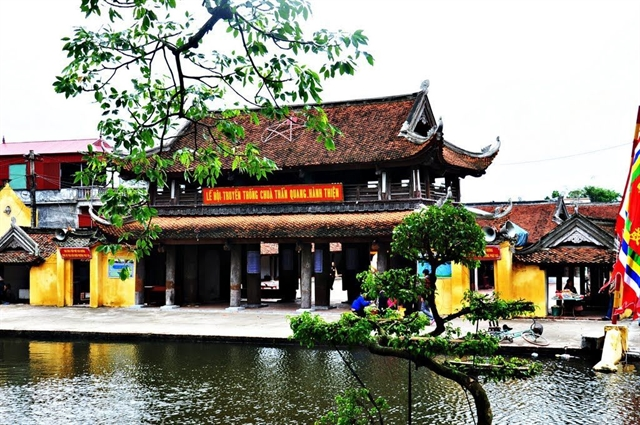 Ancient pagoda recognised as national cultural heritage