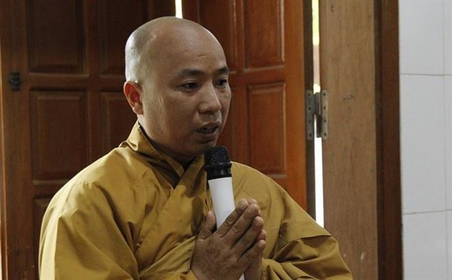 Vĩnh Phúc to revoke illegal land of Buddhist monk
