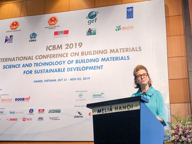 Experts emphasise need for sustainable construction materials