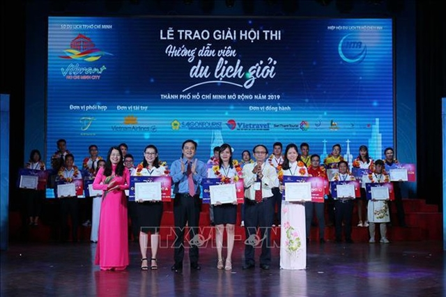 Winners named in HCM City Tour Guide contest