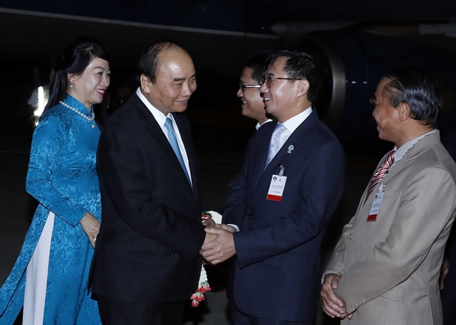 PM attends summit to enhance ASEAN solidarity