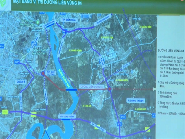 New inter-regional road to link HCM City Đồng Nai
