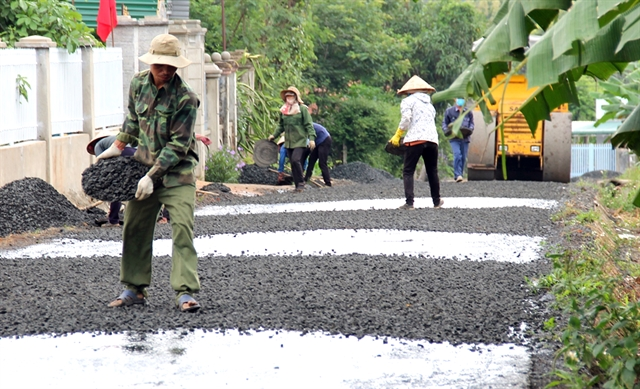 Đắk Lắk has success in building new-style rural areas