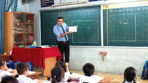 HCM Citypublic schools face teacher shortage