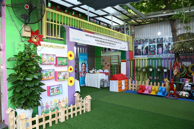 Equitable and inclusive early childhood development project offers positive results