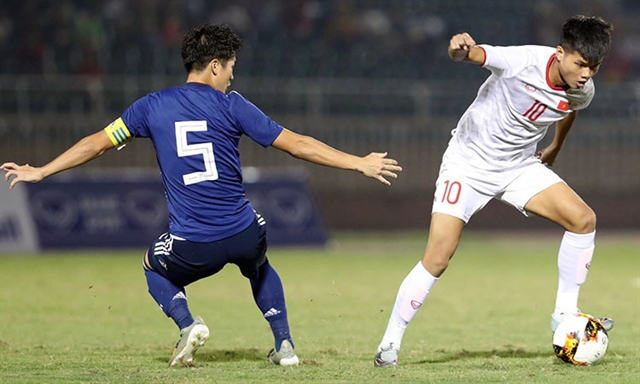 Việt Nam tie with Japan to reach finals of AFC U19 champs