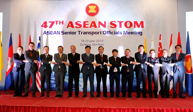 ASEAN senior transport officials meeting launched