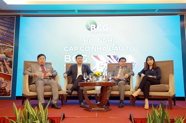 BCG says close to achieving full-year targets