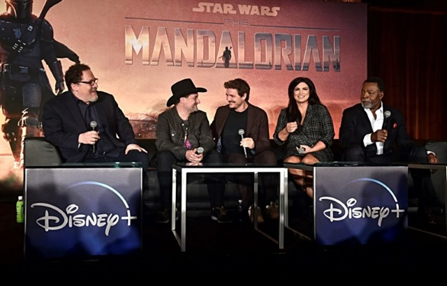 Disney bets streaming launch on new Star Wars past classics