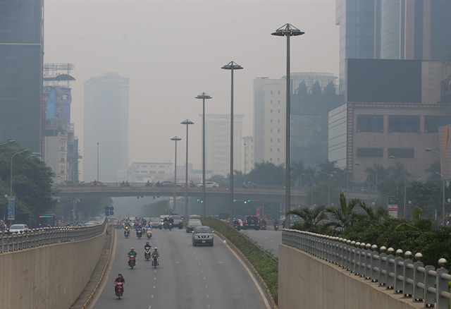 Hazardous air pollution engulfs Hà Nội