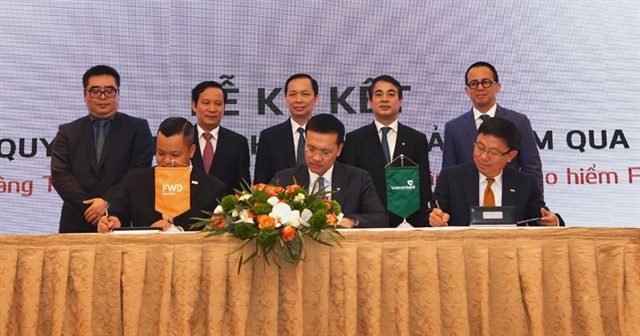 FWD in insurance distribution deal with Vietcombank
