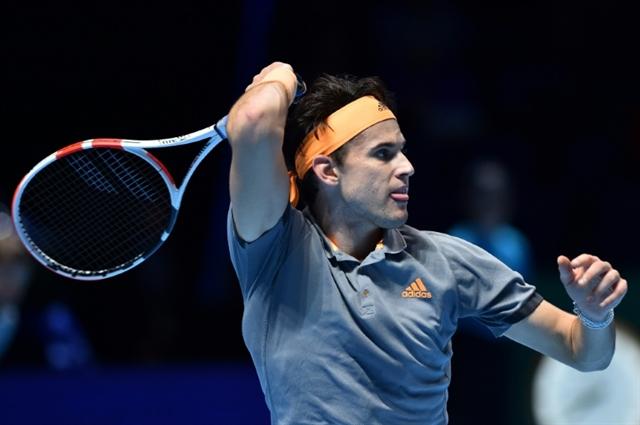 Thiem into ATP Finals semis as Djokovic and Federer face shootout