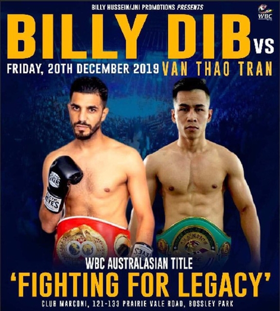 Thảo to fight for WBC Australasian title
