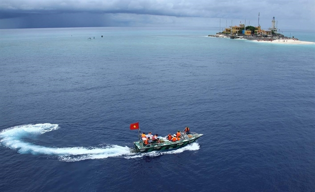 Việt Nam rejects Chinas statement on sovereignty over Trường Sa islands
