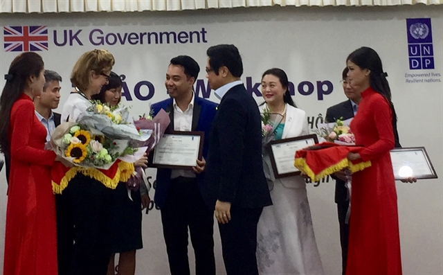 VCCI and UNDP promote business integrity in Việt Nam