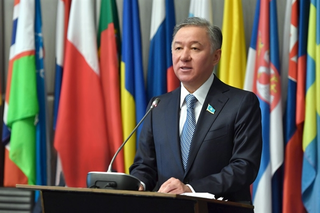 Kazakhstans lower house leader starts official visit to Việt Nam