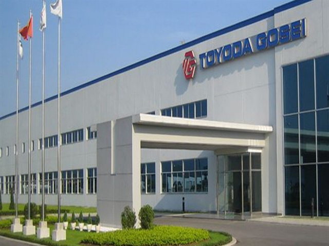 Toyoda Gosei Co plans 16.8m investment in new airbag factory in VN