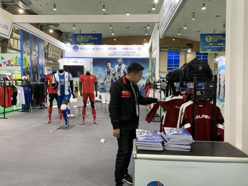 Việt Nam Sport Show 2019 takes place in the capital