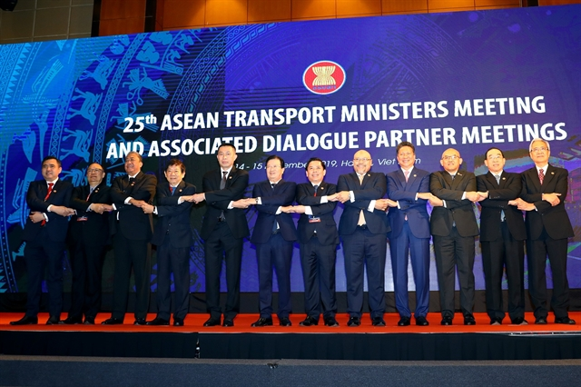 Transport ministers work towards no boundaries or borders ASEAN: Deputy PM