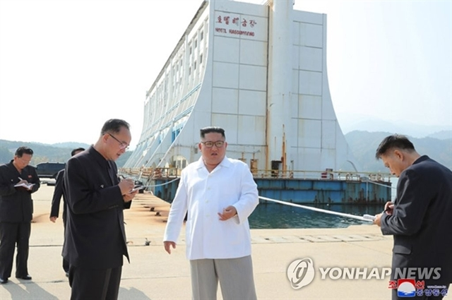 N. Korea says it sent ultimatum to S. Korea over Mount Kumgang project