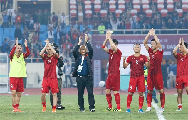 Việt Nam receive VNĐ5.6 billion for their performance in FIFA World Cups qualifier