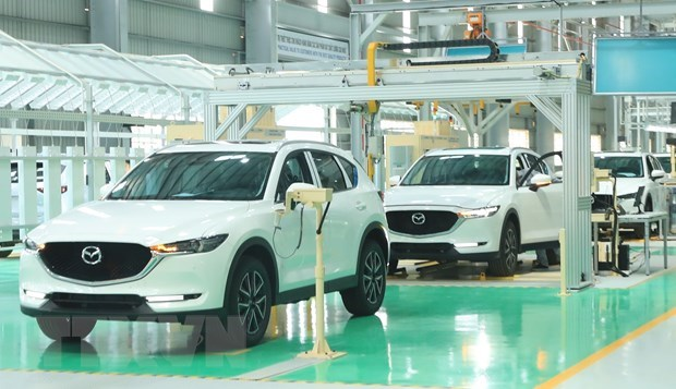 MoF to give tax incentives for automobile manufacturers electric car imports