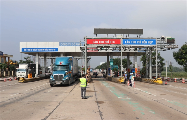 Automatic toll collection project will continue