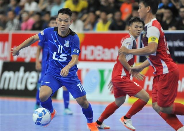 National Futsal HDBank Cupto start in Nghệ An