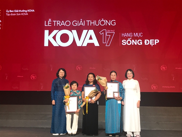 KOVA Prize for outstanding social work research awarded