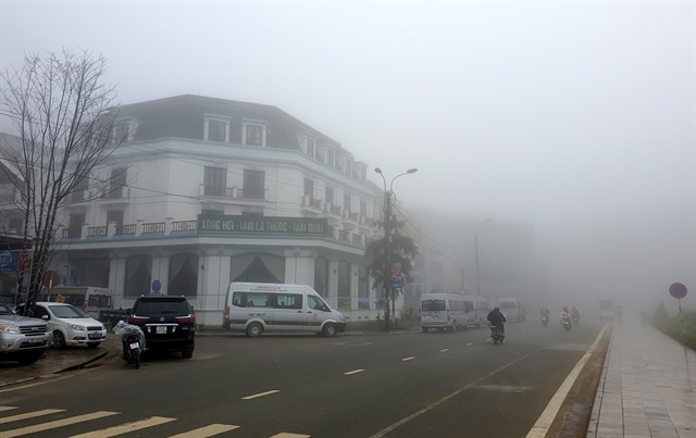 Cold spell to hit northern Việt Nam