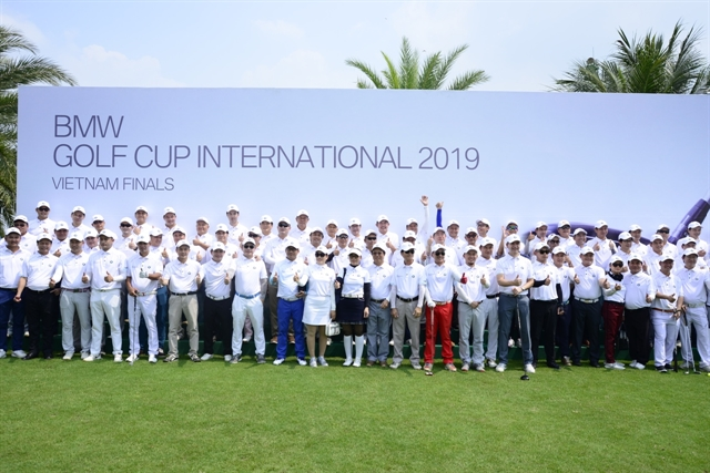 3 Vietnamese golfers qualify for tournament in South Africa
