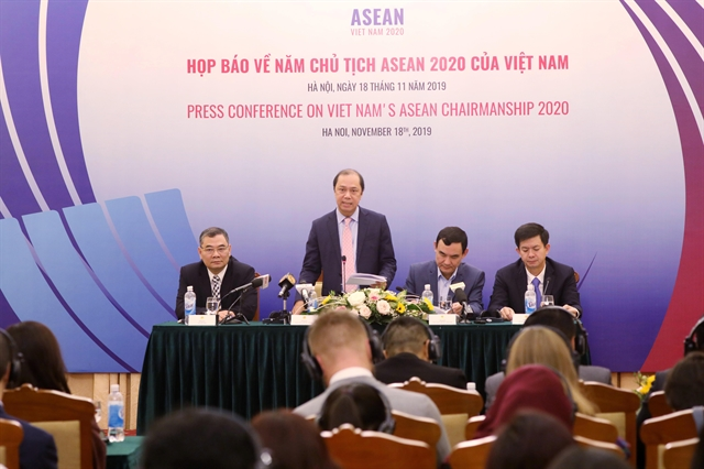 Việt Nam ready for ASEAN Chairmanship 2020
