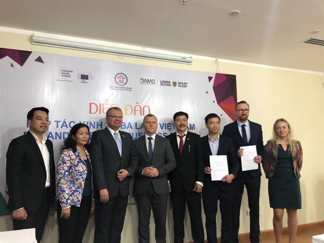 Firms from Hà Nội and Poland seek co-operation