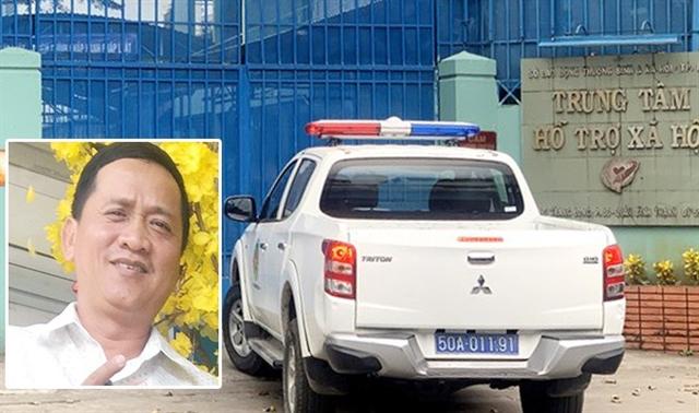 Social worker arrested for alleged child molestation
