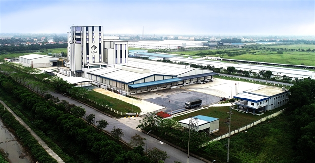 New 22m livestock feed plant opens in Hà Nam
