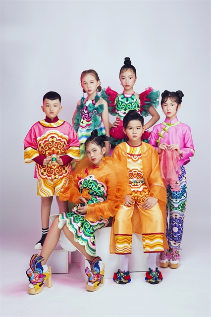 Asian Kids Fashion Week opens in HCM City on weekend