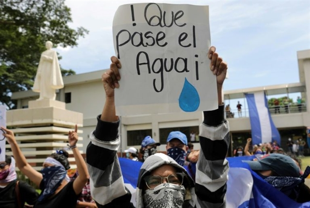UN calls on Nicaragua to end repression after church attacks