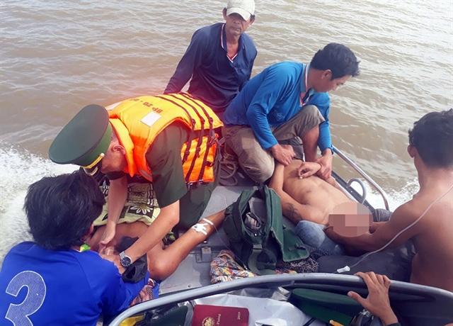 Four fishermen in Kiên Giang suffocate to death