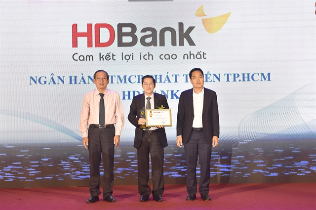 HDBank wins best green credit financing award