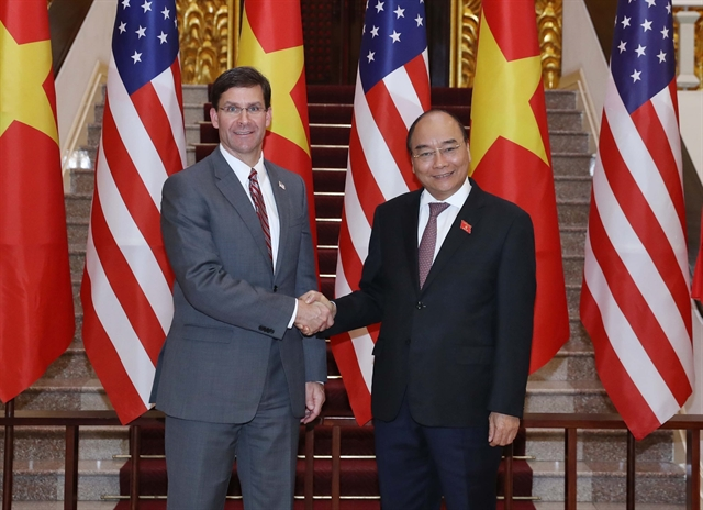 Việt Nam highly values comprehensive partnership with US: PM